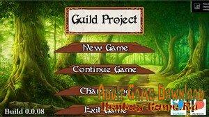 Guild Project - [InProgress Version 0.0.08 Build] (Uncen) 2019