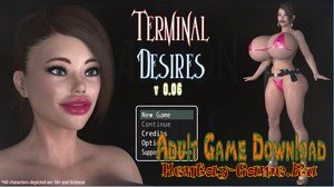Terminal Desires - [InProgress New Version 0.06 Beta] (Uncen) 2018
