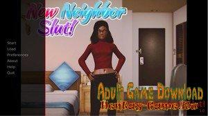 New Neighbor Slut! - [InProgress Full Mini-Game] (Uncen) 2019