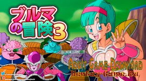 Bulma Adventure 3 - [InProgress Full Game] (Uncen) 2019