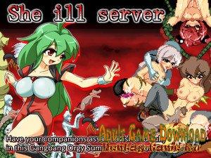 She ill server - [InProgress Version 1.18 (Full Game)] (Uncen) 2019