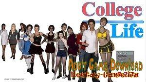 College Life - [InProgress New Version 0.2.7a] (Uncen) 2017