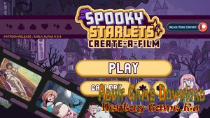 Spooky Starlets - [InProgress Version 0.0.9] (Uncen) 2019