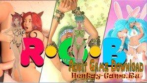 R-G-B - [InProgress V3 (Full Game)] (Uncen) 2019