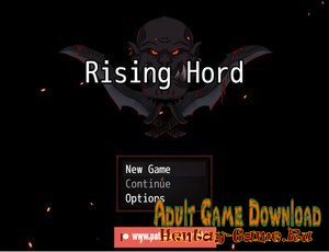 Rising Horde - [InProgress First Version] (Uncen) 2019