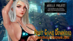 3D Arielle Project - [InProgress Update 8] (Uncen) 2019