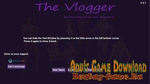 The Vlogger - [InProgress First Version] (Uncen) 2019