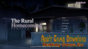 The Rural Homecoming - [InProgress Version 1.02 (Full Game)] (Uncen) 2019