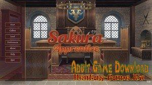 Sakura Apprentice - [InProgress Full Game] (Uncen) 2019