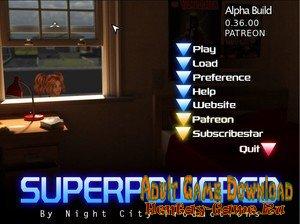 Super Powered - Incest Game [InProgress New Version 0.36.02 + Cheat Mods] (Uncen) 2016