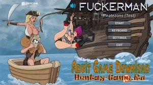Fuckerman: Piratezons - [InProgress Test Version] (Uncen) 2019