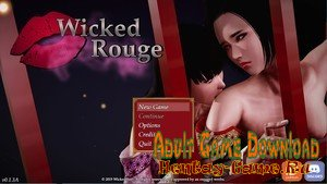 Wicked Rouge - [InProgress New Version 0.5.1] (Uncen) 2019