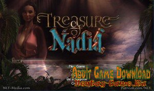 Treasure of Nadia - [InProgress New Fixed Version 01104 + Extra Images] (Uncen) 2019