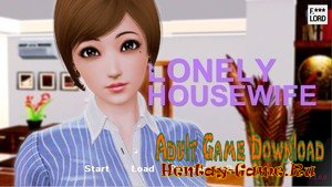 Lonely Housewife - [InProgress Version 1.0.0 (Full Game)] (Uncen) 2019