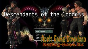 Descendants of the Goddess - [InProgress Version 0.1A] (Uncen) 2019