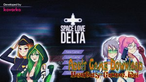 Space Love Delta - [InProgress Version 1.1.0 (Full Game)] (Uncen) 2019