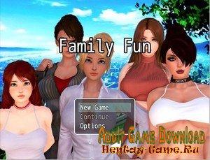 Family Fun - [InProgress New Version 0.6 (Fixed)] (Uncen) 2019