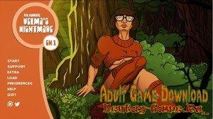 Scooby-Doo: Velma's Nightmare - [InProgress New Version 1.3.1m] (Uncen) 2019