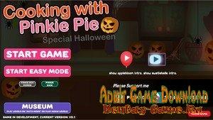 Cooking with Pinkie Pie Special Halloween - [InProgress Version 0.1] (Uncen) 2019