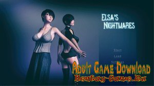 Elsa Nightmare - [InProgress New Final Episode 6 (Full Game)] (Uncen) 2019