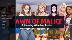 Dawn of Malice - [InProgress New Version 0.04] (Uncen) 2020