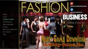 Fashion Business - [InProgress Episode 2 - New Version 0.13 (Fixed)] (Uncen) 2018