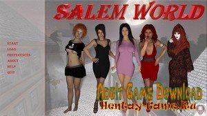 Salem World - [InProgress New Version 0.2] (Uncen) 2020