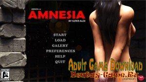 Amnesia - [InProgress First Version] (Uncen) 2020