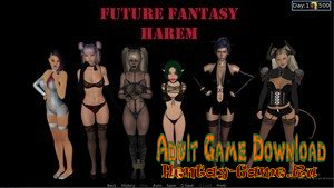 Future Fantasy Harem - [InProgress New Version 0.3] (Uncen) 2020