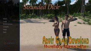 Stranded Dick - [InProgress Version 0.1] (Uncen) 2020