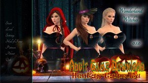 Wonderland Witches - [In{rpgress Version 0.1.0] (Uncen) 2020