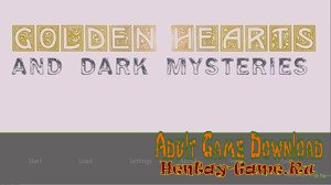 Golden Hearts and Dark Mysteries - [InProgress Version 0.1a Prologue] (Uncen) 2020
