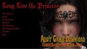 Long Live the Princess – [InProgress  New Version 0.31] (Uncen) 2017