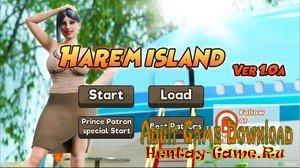 Harem Island - [InProgress New Final Version 1.0a (Full Game)] (Uncen) 2018