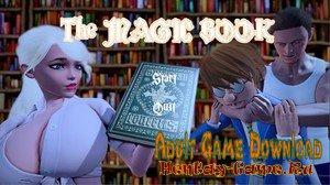The Magic Book - [InProgress Full Game] (Uncen) 2020