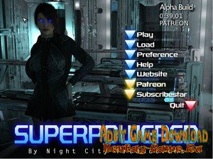 Super Powered - Incest Game [InProgress New Version 0.39.01 + Cheat Mods] (Uncen) 2016