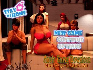 Stay at Home - [InProgress Full Game] (Uncen) 2020