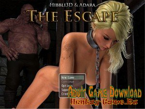 The Escape (Knight Elayne) - [InProgress Version 0.60] (Uncen) 2020