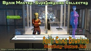 Brain Master - Superheroine Collector - [InProgress Version 0.2] (Uncen) 2020