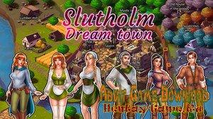 Slutholm: Dream Town - [InProgress New September Build] (Uncen) 2020