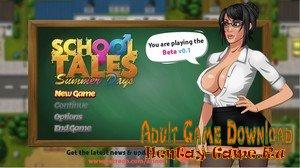 School Tales: Summer Days - [InProgress Version 0.1] (Uncen) 2020