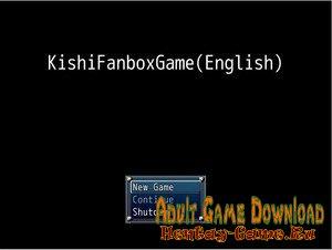 Kish Fanbox Game - [InProgress Version 0.3] (Uncen) 2020