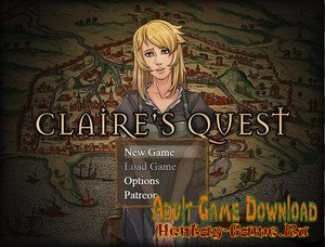 Claire's Quest - [InProgress New Version 0.20.1] (Uncen) 2016