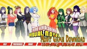 Heroes Academy - [InProgress New Version 0.033] (Uncen) 2020