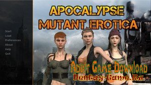 Apocalypse Mutant Erotica - [InProgress Full Game] (Uncen) 2020