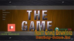 The Game - [InProgress Full Mini-Game] (Uncen) 2020