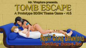 Tomb Escape - [InProgress Version 1.6] (Uncen) 2020