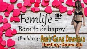 FemLife - [InProgress New Version 0.3.7.1] (Uncen) 2020