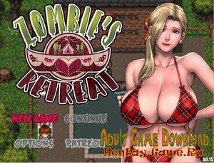 Zombie's Retreat – [InProgress  New Version 1.0.1 (Full Game)] (Uncen) 2018
