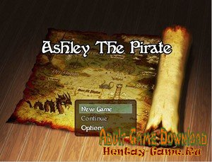 Ashley The Pirate - [InProgress New Version 0.2.5x] (Uncen) 2020